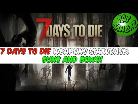 7 days to die how to create guns