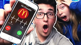 Video CALLING IN SICK TO PLACES WE DONT WORK AT PRANK CALL! download MP3, 3GP, MP4, WEBM, AVI, FLV Oktober 2018