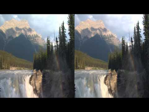Canadian Nature 3D - Side by Side (SBS)