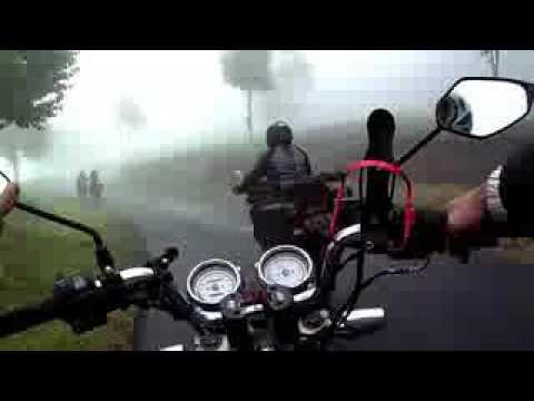 Yamaha Scorpio Driver Club (YSDC) pagurawan,  Touring tebing tinggi to jakarta part 2