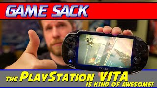 The PlayStation VITA  Review  Game Sack