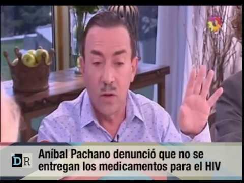 Pachano denunció que no se entregan medicamentos para  el HIV