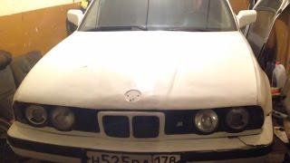 Вся правда о BMW E34 за 50 000р. (косяки и недостатки)