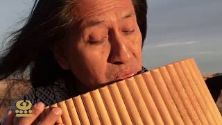 Amazing Grace by Edgar Muenala on Pan Flute - Instrumental