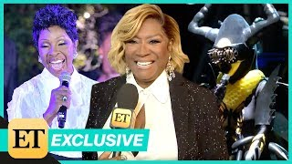 The Masked Singer: Patti LaBelle Thinks the Bee Is Her Pal Gladys Knight! (Exclusive)