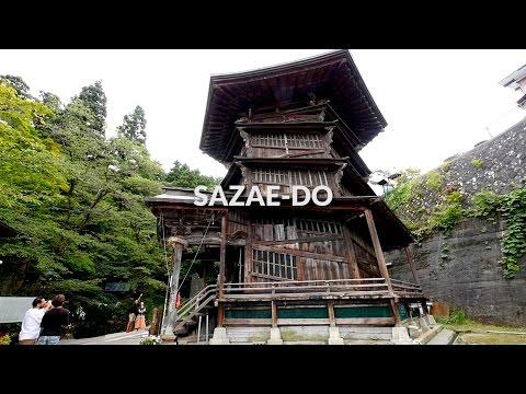 Sazae-do, Fukushima | One Minute Japan Travel Guide