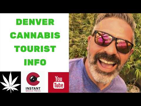 Denver Cannabis Tourist Info