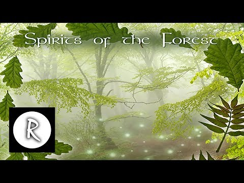 Fantasy Music: Spirits of the Forest - music album -