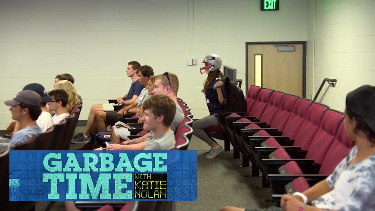 Deflategate 101: Katie Nolan Goes Back to School