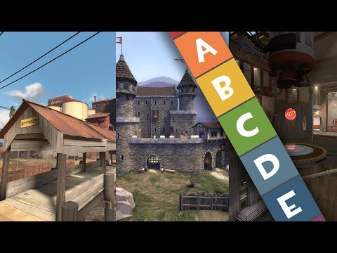 Ranking EVERY TF2 map