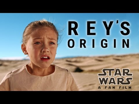 Download Youtube: Star Wars: Rey's Origin Story a fan film