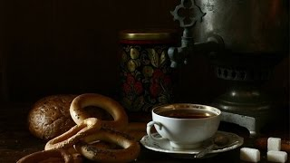 видео чай из самовара   фарфоровая посуда   чашки для чая - Здоровье   здоровый образ жизни   Санфуд   SunFood