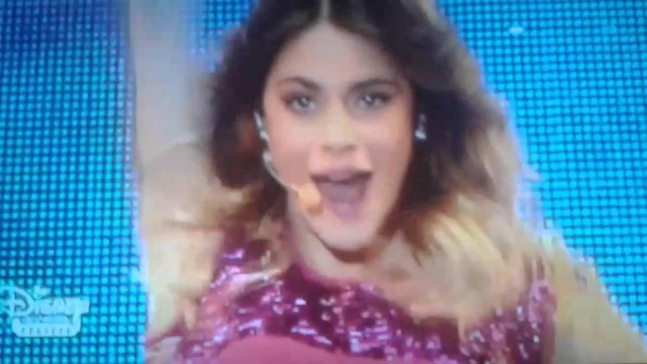 Violetta concert en France parti 2 - YouTube