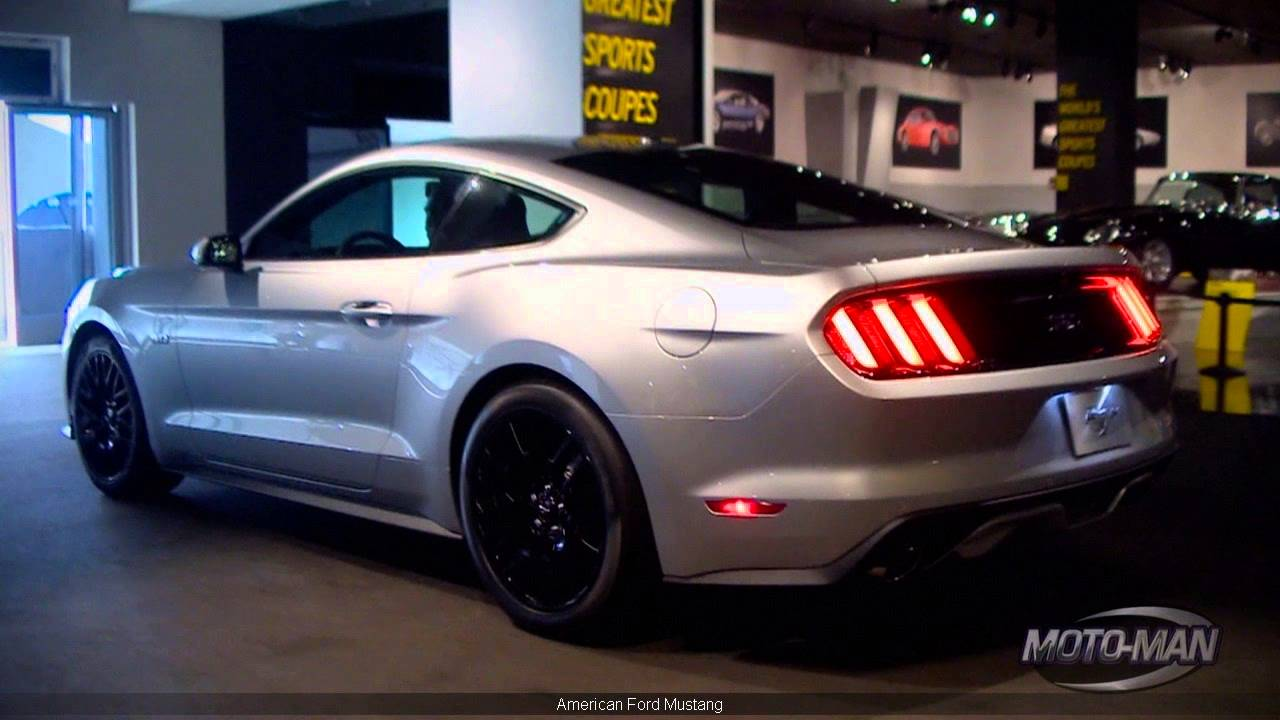 Ford Mustang Automatic