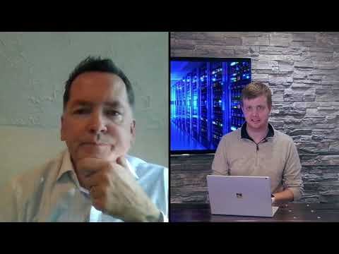 Sitting Down with Paul Mattes to talk Cloud, Trends, and Backup
