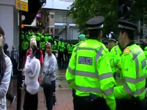 Birmingham Riots 2011 | How it all began...