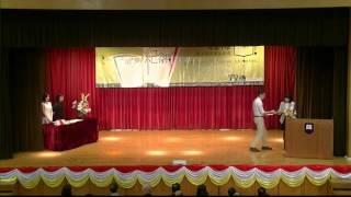 培僑小學六年畢業典禮