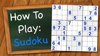 How to play Sudoku screenshot 4