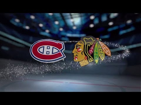 Montreal Canadiens vs Chicago Blackhawks - November 05, 2017 | Game Highlights | NHL 2017/18. Обзор