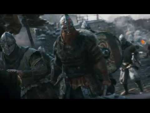 For Honor — трейлер для E3 2015