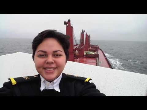 Female Third Officer - Handymax Bulk Carrier