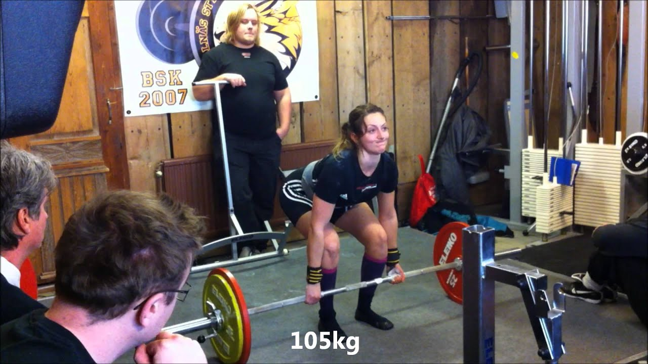 Måndagsklubben CrossFit Falun SL serie 1 2013 Damer - YouTube d2a10b139
