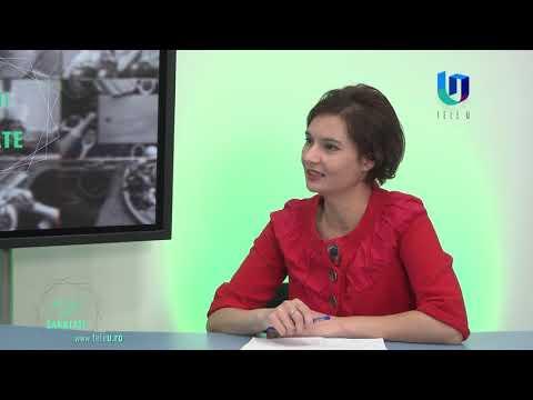 TeleU: Dan V. Poenaru la Drumul spre Sanatate