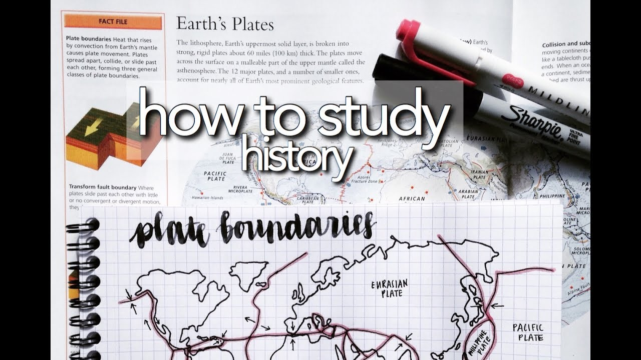 How to study for history class