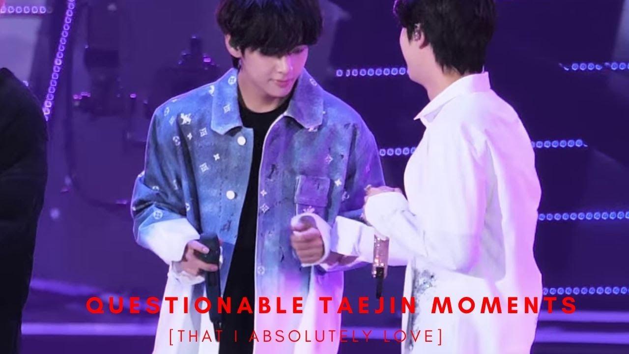 Questionable Taejin Moments (Or just Taejin being Taejin)