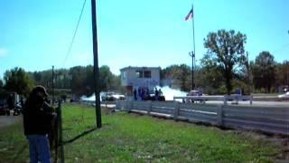 i 57 dragway benton il 10 28 07 drag racing action