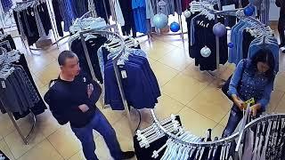 Как воруют платья в Гродно