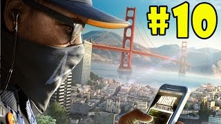 Watch Dogs 2 - Walkthrough - Part 10 - eKart Challenge | Pimpin' the eKart (PC HD) [1080p60FPS]