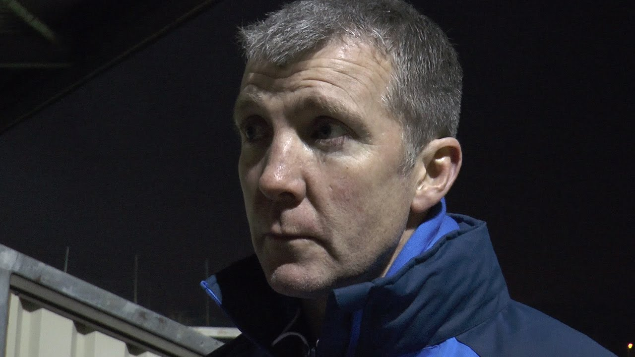 Jim Gannon Exclusive Interview - The New Manager Of Stockport County