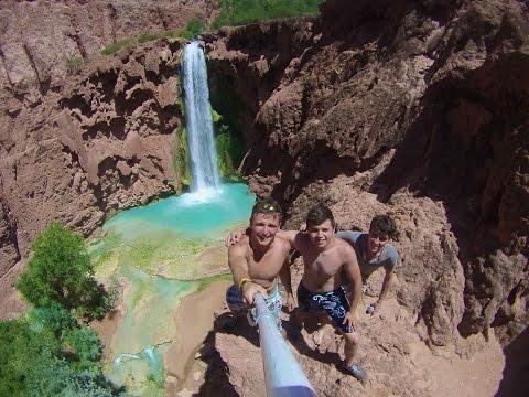 J1 USA and Mexico - Irish Lads Travel USA - ultimate USA Road Trip - GoPro