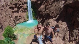 J1 USA and Mexico - Irish Lads Travel USA - USA Road Trip 2014 - GoPro