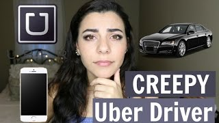STORYTIME   Your Very Typical Creepy Uber Driver Story