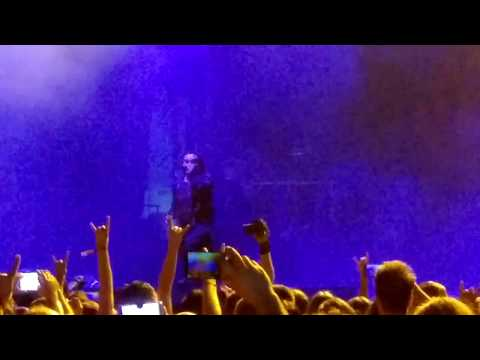 Cradle Of Filth - Live in Bucharest 25.06.2017 [Full Show]
