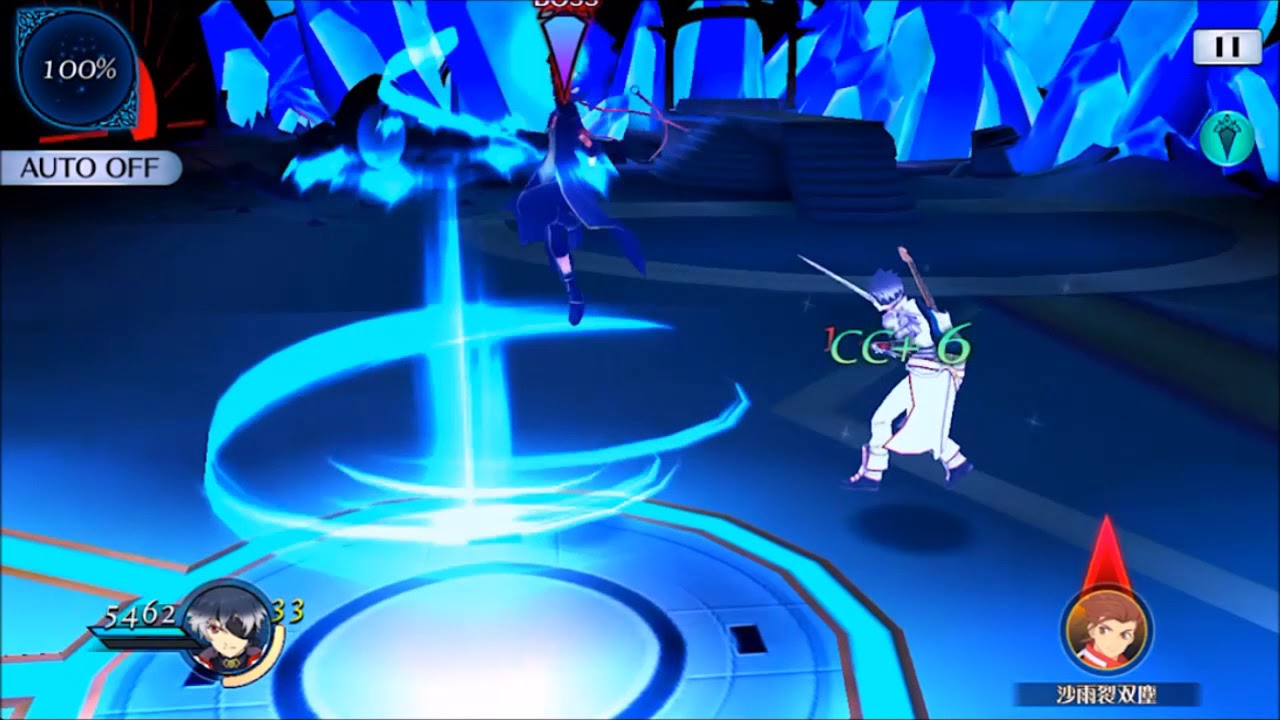 Tales Of The Rays Mirrage Prison Boss 1 The Tempest Youtube