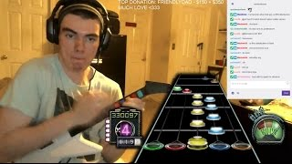 (5,000 SUBS!) Raining Blood ~ 150% Speed ~ FIRST EVER 100% FC!!!!!