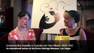 Understanding Bestiality and Zoophilia, at the Erotic Heritage Museum, Las Vegas
