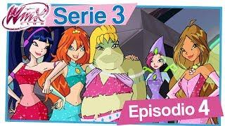 Winx Club - Serie 3 Episodio 4 - Lo specchio della verità