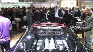 Bugatti, Bentley, Lamborghini, Seat iBx concept, Porsche GTS