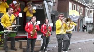 Hey Jude & Lingo Tune | Ut Word Wa | Kapellenfestival Oisterwijk 2012