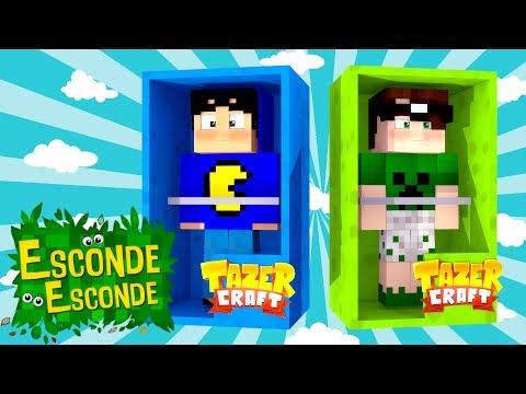 Minecraft: LOJA DE BRINQUEDOS! (Esconde-Esconde)