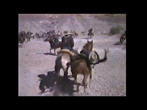 Apaches vs US cavalry