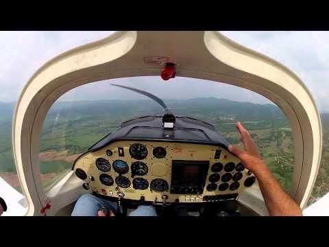 PPL Flight 1 on Tecnam P2002-JF