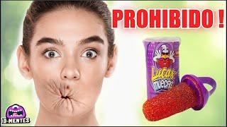 Dulces Que Están Prohibidos Porque Puede Matarte
