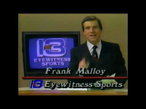 Frank Malloy can't play sports (early 1980s)