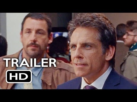 The Meyerowitz Stories   1 2017 Adam Sandler, Ben Stiller Netflix Movie HD