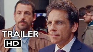 The Meyerowitz Stories Official Trailer 1 2017 Adam Sandler Ben Stiller Netflix Movie HD